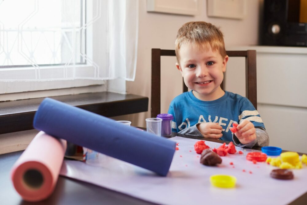 Podkłady do malowania i zabaw sensorycznych Medprox Comfort.