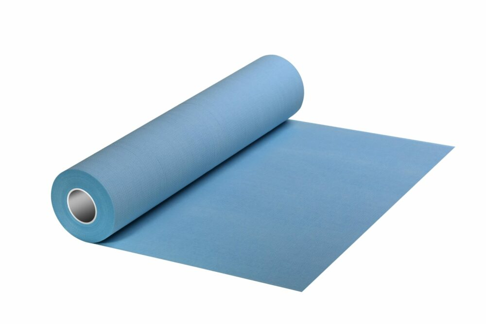 Podkład ochronny Medprox Comfort niebieski.