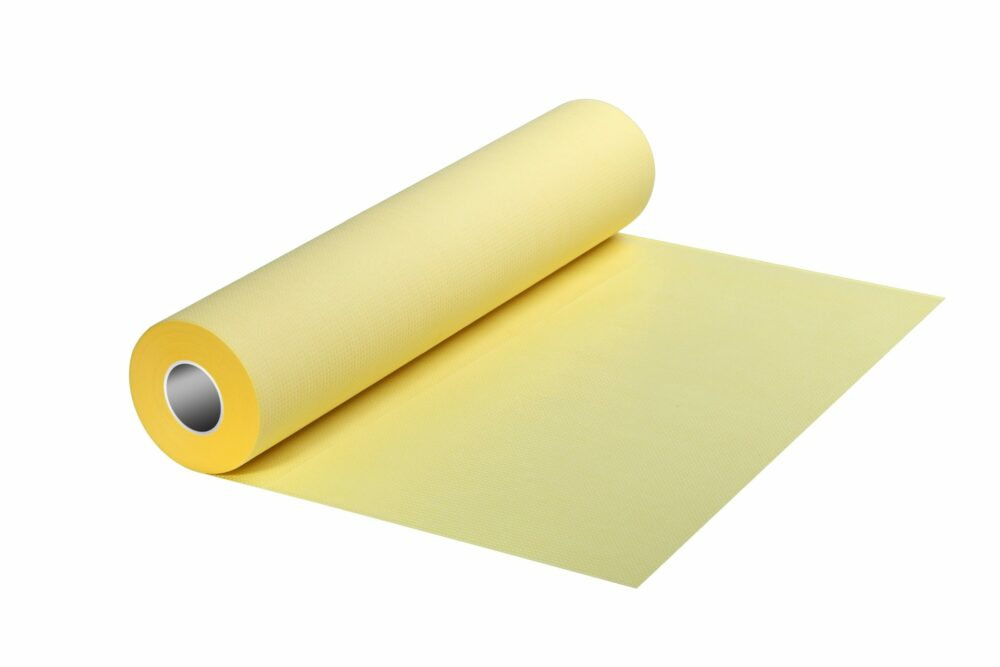 Podkład ochronny Higprox żółty.