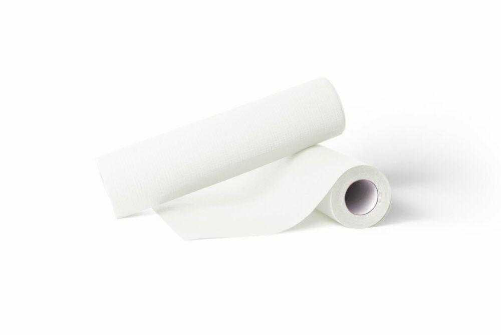 Podkład higieniczny Medprox w kolorze białym.