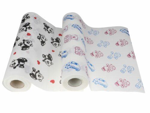 Podkłady ochronne Higprox Baby z nadrukiem.