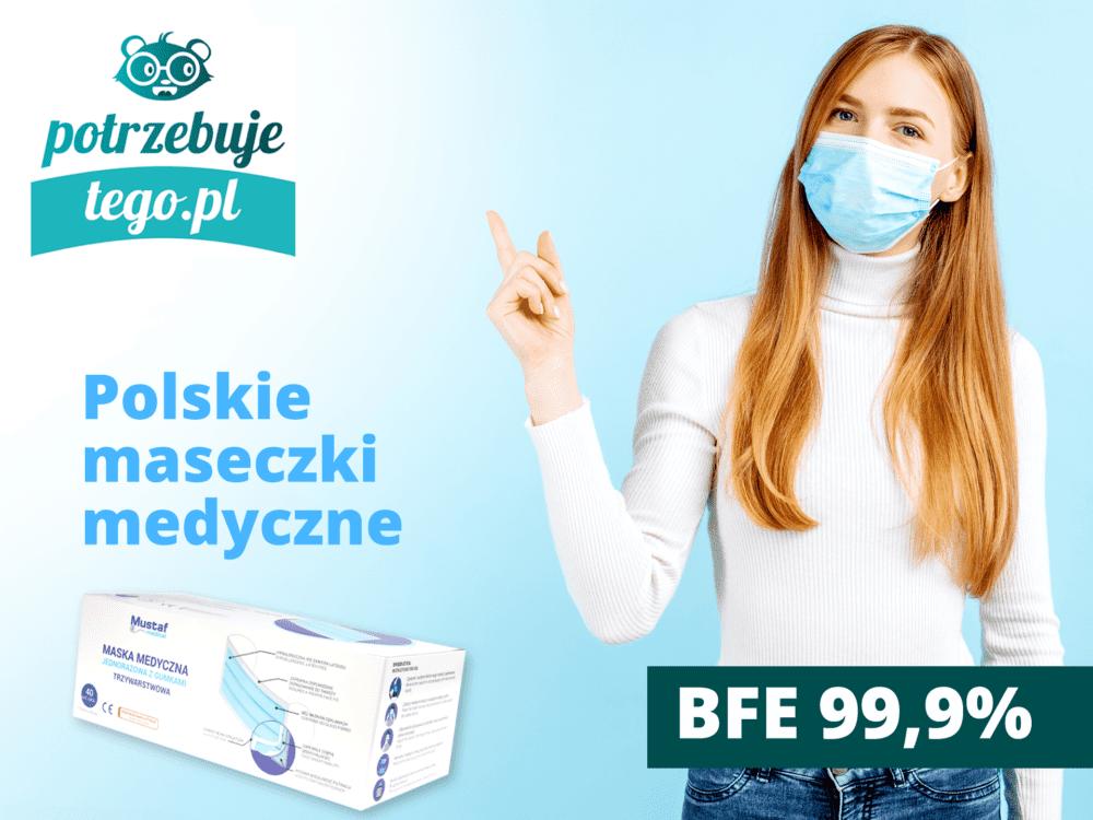 polskie maski medyczne potrzebujetego.pl