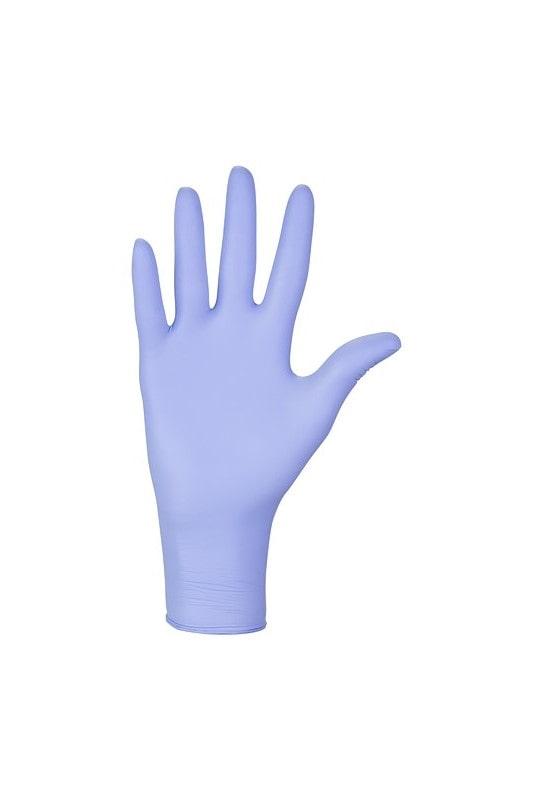 Rękawiczki Nitrylex Classic violet.